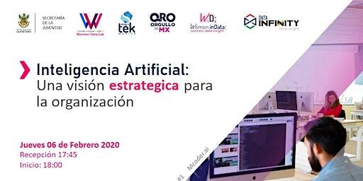 Inteligencia Artificial: una visión estratégica para la organización