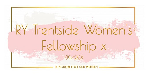 RY Trentside Women's Fellowship: Couch Conversations!