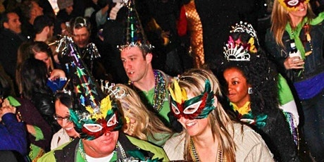 Mardi Gras Crawl 2020 tickets