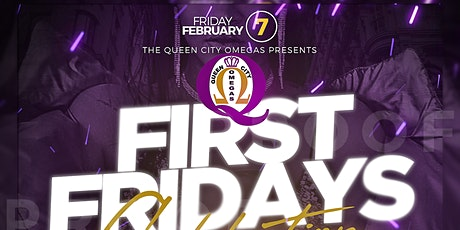Queen City Omegas Happy Hour tickets