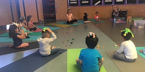 Mindful Movement for Preschoolers and Parents/Caregivers