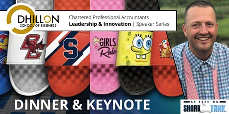 Dinner & Keynote by Justin Kittredge, Founder and CEO of ISlide tickets