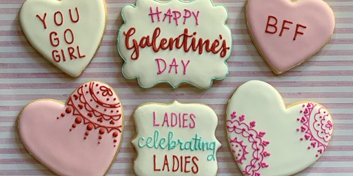 Little House Bakery: Galentine's Cookie Workshop