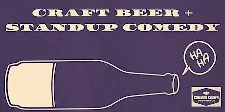 Calgary's Best Comedy & Craft Beer tickets
