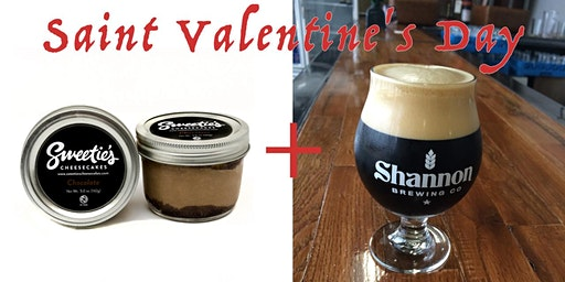 Shannon's Valentine's Day Beer and Cheesecake Pairing