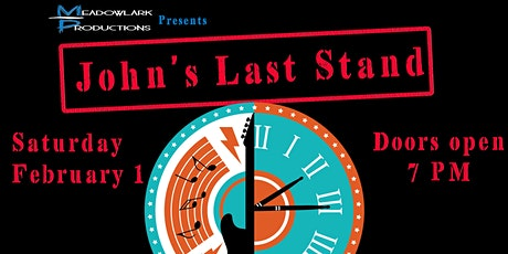 John's Last Stand with 2:15 The Band tickets