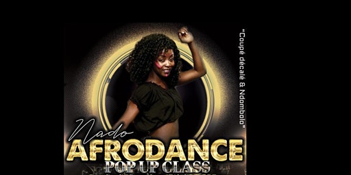 Afrodance (Coupé décalé) with Nado