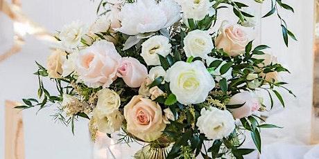 Floral Art Workshop tickets