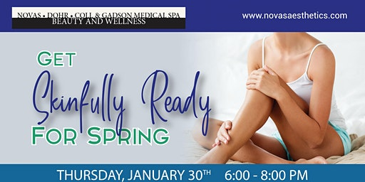 Get Skinfully Ready For Spring Event