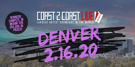 Coast 2 Coast LIVE tickets