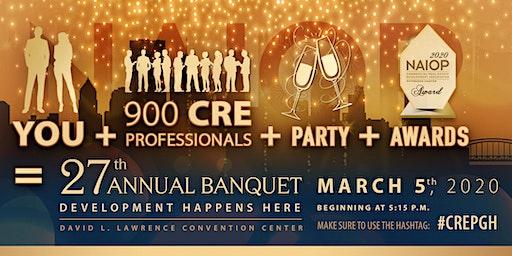 2020 NAIOP Pittsburgh Awards Banquet