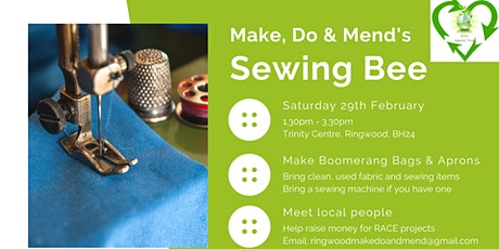 Sewing Bee tickets