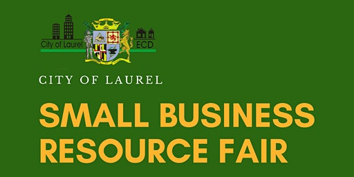 Laurel Small Business Resource Fair