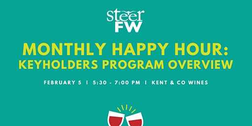 SteerFW Monthly Happy Hour: Keyholders Program Overview