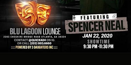 Blu lagoon Presents Free Comedy Night