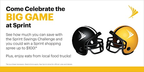 Big Game at Sprint! tickets