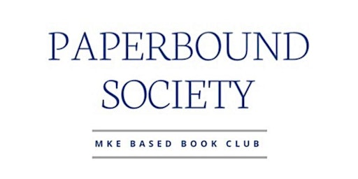 Paperbound Society February Gathering || Whisper Network by Chandler Baker