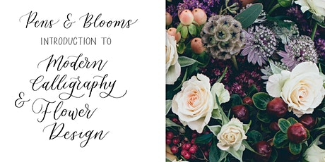 Pens & Blooms Workshop tickets
