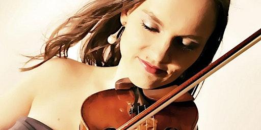 Violinist Kinga Augustyn in Recital