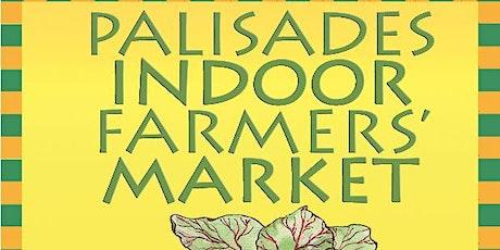 Palisades Winter Farmers' Market every Saturday tickets