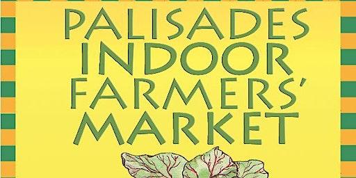 Palisades Winter Farmers' Market every Saturday