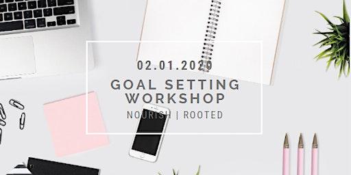 New Year Goal Setting Workshop