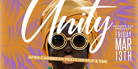 """Unity"" Afro-Caribbean Music Meets Hip-Hop/R&B Music Party tickets"