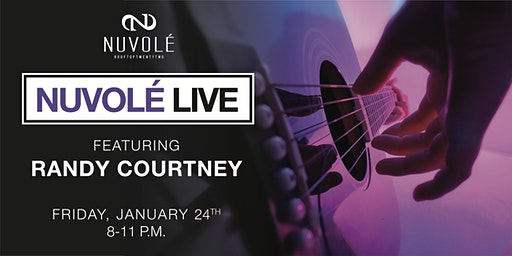 Nuvolé Live featuring Randy Courtney