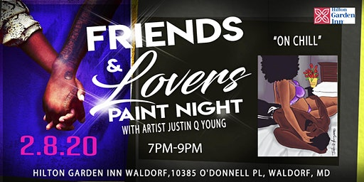 Friends & Lovers Paint Night
