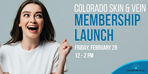 Colorado Skin & Vein Membership Launch Event