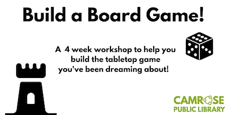 Build a Board Game tickets