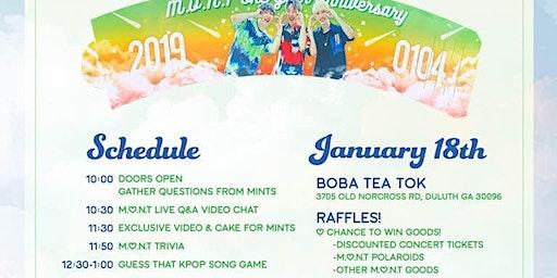 M.O.N.T Fan Cafe Event
