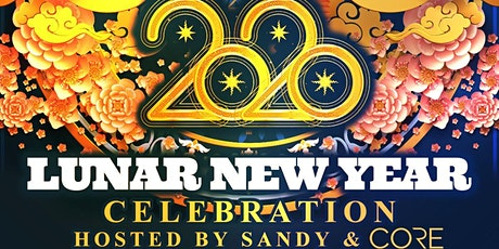 Lunar New Year 2020 at The Park tickets