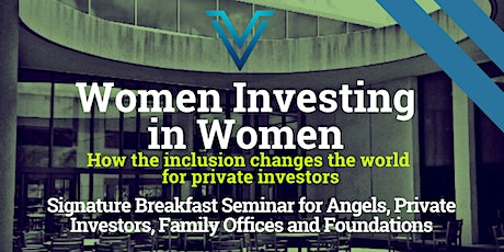 Women Investing in Women Changes Everything: A Conversation with Valor Ventures tickets