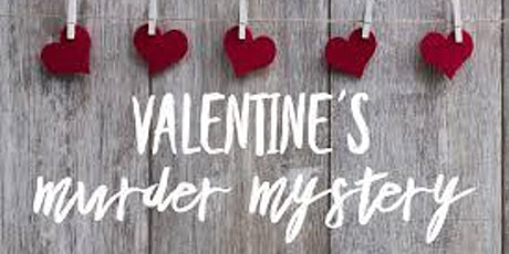 Valentine Murder Mystery Mixer at The Playwright 2020 tickets