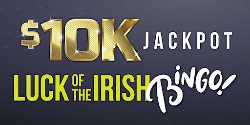 Luck of the Irish Bingo