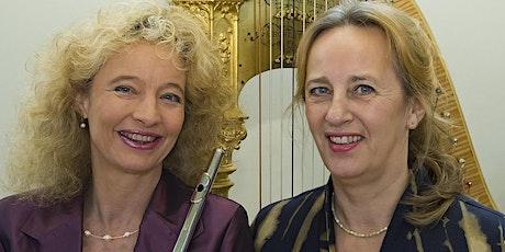 """Vijf mei concert """"75 jaar vrijheid"""" met fluit, altviool en harp tickets"""