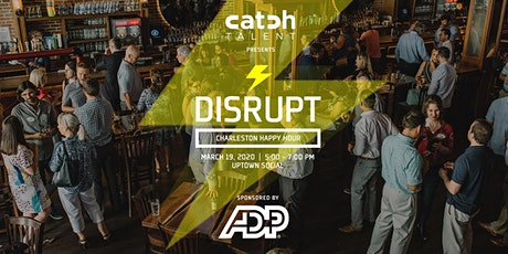 DisruptHR Charleston Winter Happy Hour 2020 tickets