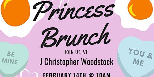 Rapunzel Princess Valentine Brunch - J Christopher's Woodstock