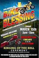 10th Annual  Blessing of the Bikes
