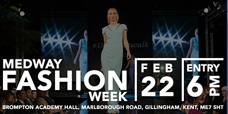 Medway Fashion Week tickets