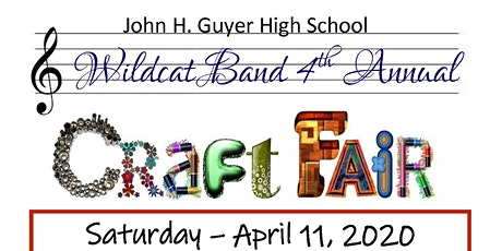 Guyer Band Craft Fair tickets