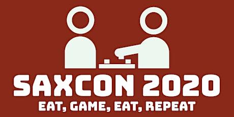 SaxCon 2020 tickets