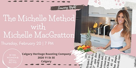 The Michelle Method, with Michelle McGrattan: Calgary tickets