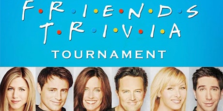 2020 'Friends' Trivia Tournament in Memphis tickets