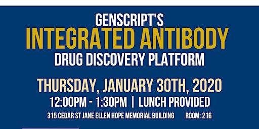 GenScript's Integrated Antibody Drug Discovery Platform, Yale OCR