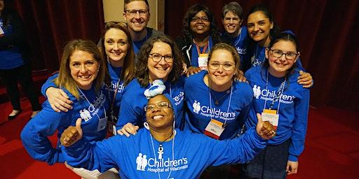 Children's Wisconsin Advocacy Training 2/25/20