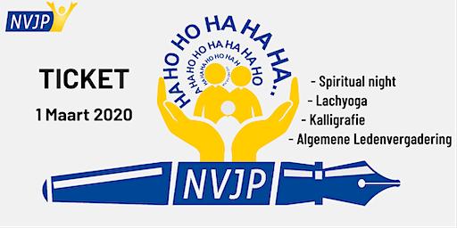 NVJP Ledendag 1 maart 2020
