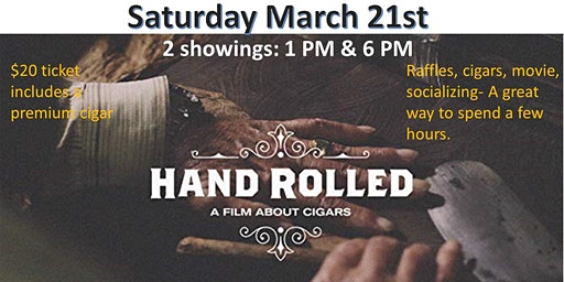Hand Rolled- A Film About Cigars.