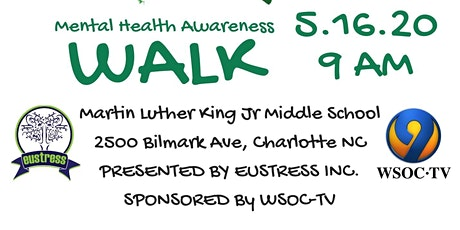 5th Annual Let's Talk About It Mental Health Awareness Walk tickets